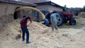Yozgatlı besiciler saman teminine başladı