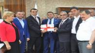 MHP Milletvekili Sedef, mazbatasını aldı