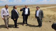 Milletvekili Başer, Yozgat Havalimanında çalışmaları yerinde inceledi