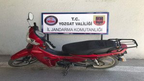 Jandarma, motosiklet hırsızlarını yakaladı