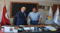 Bozdağ'dan Ticaret Borsası Başkanı Erkekli'ye ziyaret
