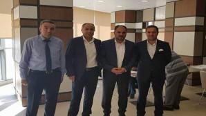 Şerefli'den başkan adaylarına başarı dileği