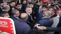 Oktay, memleketi Yozgat'ta coşkulu karşılandı