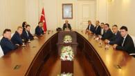 Vali Yurtnaç: Fransız işadamlarına Yozgat'ın yatırım fırsatlarını anlattı
