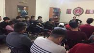 Alperen Ocaklarında eğitim seminerleri başladı