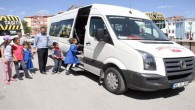 Yozgat'ta öğrenci servisleri yeni eğitim yılına hazır