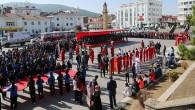 Atatürk'ün Yozgat'a gelişinin 94'üncü yılı kutlandı