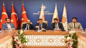 Milletvekili Başer'den Marmara bölgesine seçim turu