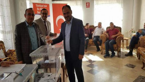 Yozgat Eğitim Bir Sen'de delege seçimi yapıldı