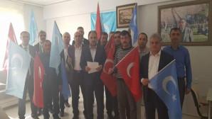 Eğitim Bir Sen'den Uygur Türklerine uygulanan soykırıma tepki