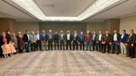 Özler Birlik Derneği Kayseri'de toplantında bir araya geldi
