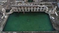 Sarıkaya Roma Hamamı AA'nın yılın fotoğrafları arasında