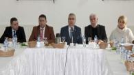 MHP Adayı Erdemir, gazetecilerle bir araya geldi
