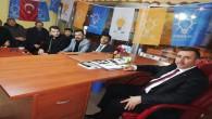 Başkentteki Yozgatlı Dernekler Federasyonundan aday adaylarına ziyaret