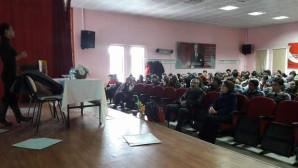"""KADEM'den """"Motivasyon ve Sınav Kaygısı""""konferansı"""