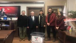 AYÇ Okulları yılın enleri oylamasına Yazıcı'da katıldı