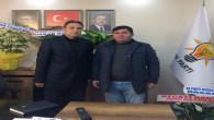 İl Başkanı Dursun'a hayırlı olsun ziyaretleri devam ediyor
