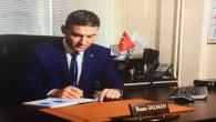 Sürmeli gaz İşletme Müdürü Salman'ın acı günü