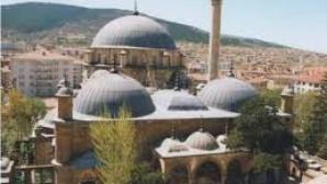 Tarihi Yozgat Çapanoğlu Büyük Cami Resimleri