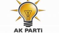 AK Parti 5 İlçe'de yeni isimleri aday gösterdi