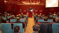 İl Koordinasyonu Kurulu Toplantısı, Vali Çakır Başkanlığında yapıldı