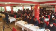 Kayseri Şeker'den çiftçi eğitim semineri yoğun ilgi gördü