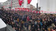 MHP yoğun katılımla adaylarını tanıttı