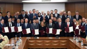 Atatürk Mesleki ve Teknik Anadolu Lisesi OHSAS 18001 Belgesi almaya hak kazandı