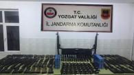 Yozgat'ta 2 silah kaçakçısı yakalandı