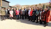 AK Parti İl yönetimini basına tanıttı