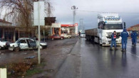 Yozgat'ta trafik kazası: 3'ü çocuk 4 yaralı