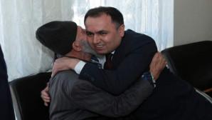 Vali Çakır'dan huzurevi sakinlerine ziyaret
