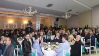 Başkentteki Yozgatlı Dernekler Federasyonu hemşerilerini buluşturdu