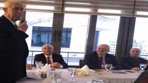 Başkentteki  Yozgat platformunda Abbas Sayar anıldı