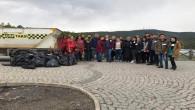 AHBAP Platformu Yozgat'ta çevre temizliği yaptı