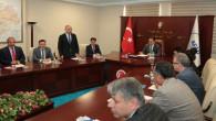 Acil Durum Koordinasyon Kurulu Toplantısı yapıldı
