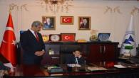 Başkan Köse, makamını Ayan'a devretti