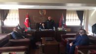 Emniyet Müdürü Çengeloğlu makamını Betül Yılmaz'a devretti