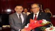 İl Genel Meclis Başkanlığına Nazlı seçildi