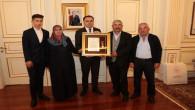 Şehit Yakınlarına Devlet Övünç Madalyası ve Beratı verildi
