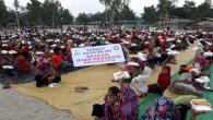 Eğitim Bir Sen, Arakan'da 3 Bin kişiye iftar verdi
