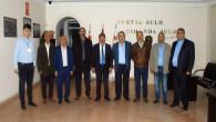 Ticaret Borsası yönetimi ve üyeleri Karadeniz gezisinden döndü