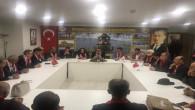 İstanbul Yozgatlılar Federasyonu İftarda buluştu