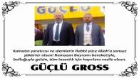 Alışverişin adresi Güçlü Gross Yozgat halkının bayramını kutladı