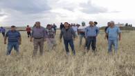 Açıköz: Çiftçimiz büyük zararda vekillerimizin desteğini bekliyoruz