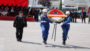 Jandarma Teşkilatı 180. Kuruluş yıldönümü törenle kutlandı