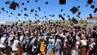 Bozok Üniversitesinde mezuniyet coşkusu