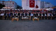 Yozgatlılar 15 Temmuz'da Cumhuriyet Meydanına akın etti