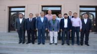 Ataş ve Boyraz'dan Başkan Köse'ye ziyaret