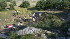 Arkeolojik yüzey araştırması 3. etap 2019 yılı çalışmaları tamamlandı